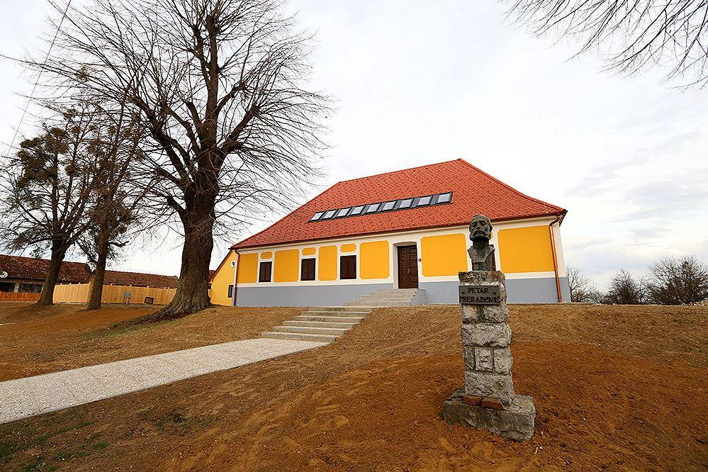 Rodna kuća Petra Preradovića 1