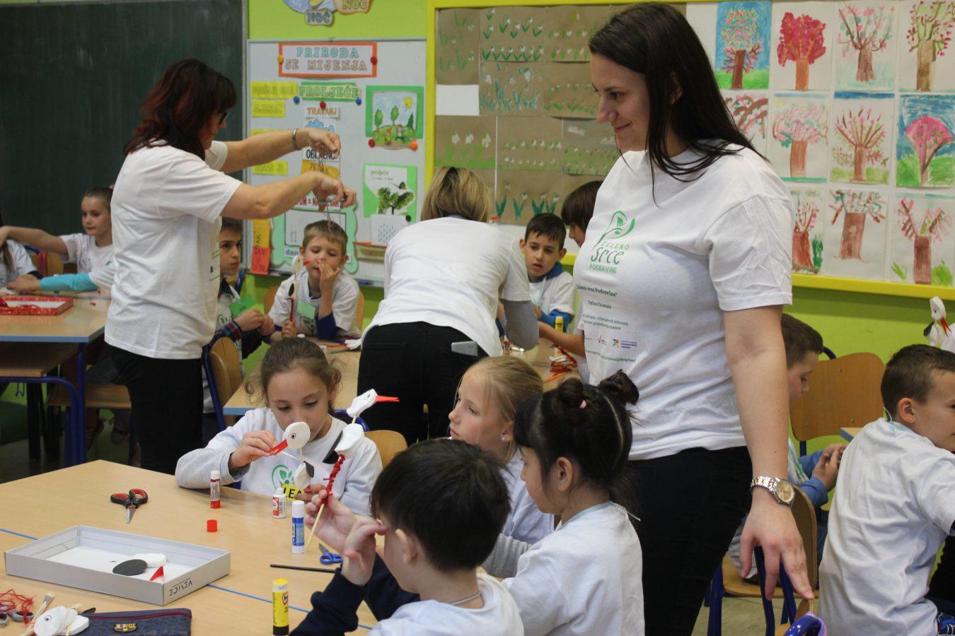Zeleno srce - radionica za školarce (4)