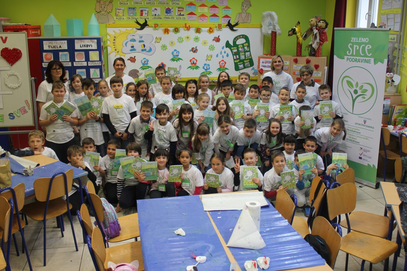Zeleno srce - radionica za školarce (9)