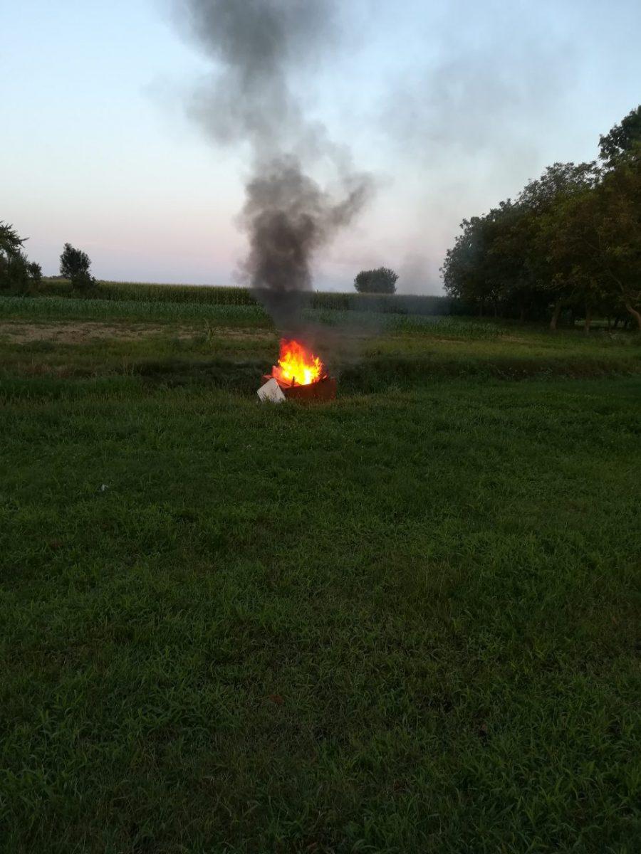Vatrogasna vježba Starogradački Marof (2)