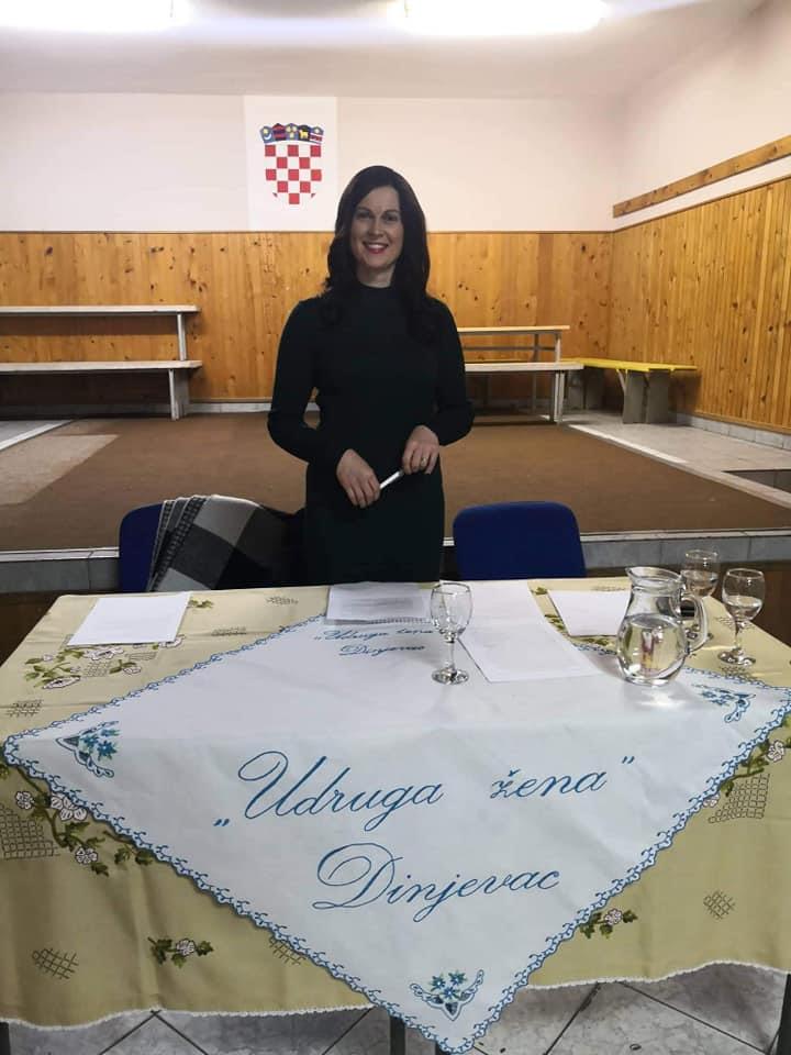 Godišnja skupština Udruge žena Dinjevac (1)