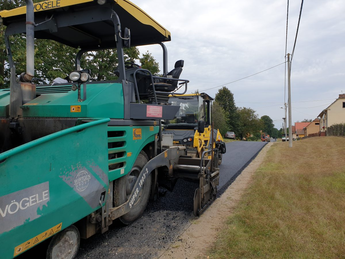 asfaltiranje Grabrovnica (1)