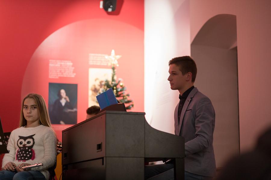 božićni koncert glazbene škole (1)