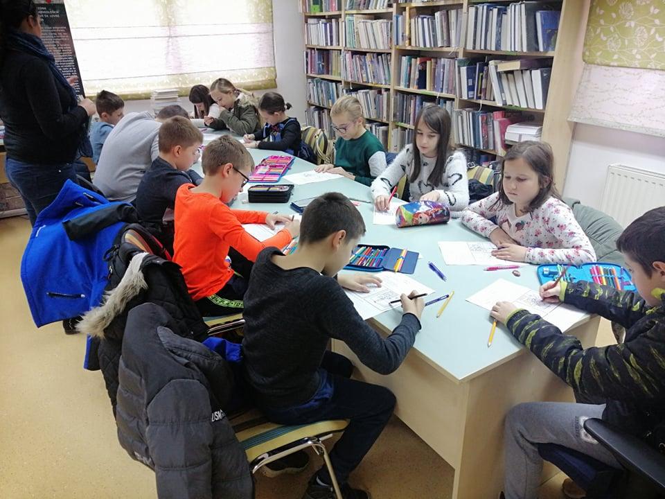 učenici područnih škola u posjetu knjižnici (4)